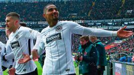 Boateng on target as Frankfurt sweep aside Mainz