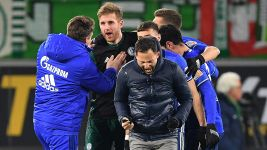 Tedesco's Schalke express gaining momentum