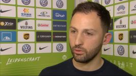 "Watch: Tedesco ""thrilled"" after Schalke win"