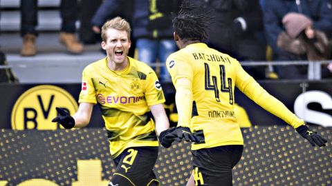 Dortmund 1-0 Hannover: As it happened!