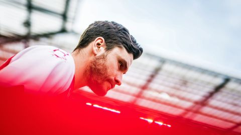 The curious case of Jonas Hector