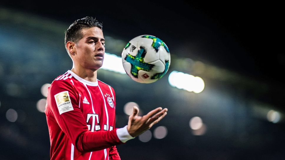 34b82312919 James Rodriguez  10 things you might not know about Bayern Munich s  Colombian star
