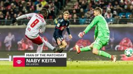 Naby Keita: MD27's Man of the Matchday