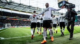 Watch: Frankfurt 3-0 Mainz
