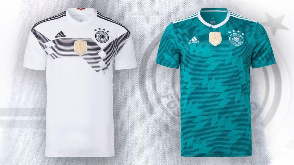 c4af154f Este es el uniforme que vestirá Alemania en el Mundial de Rusia 2018