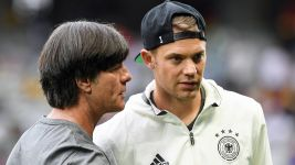 Manuel Neuer part of Germany's World Cup plans