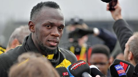 "Watch: Bolt: ""Hopefully I can sign"""