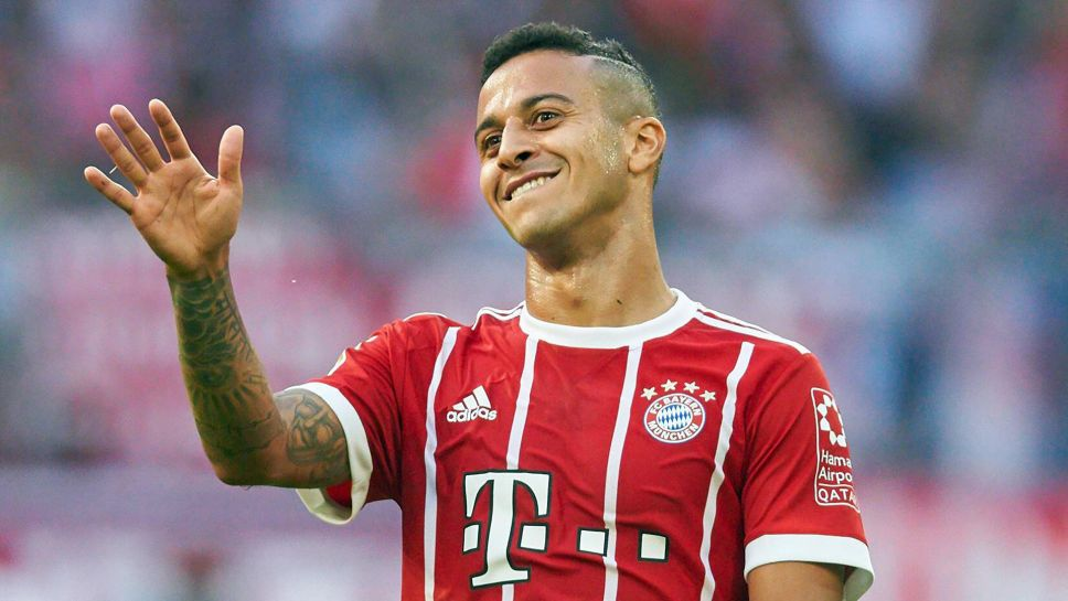 Bundesliga | Bayern Munich and Spain midfielder Thiago