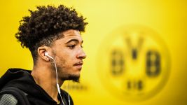Jadon Sancho ready to return