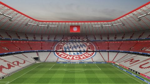 Allianz Arena gets facelift