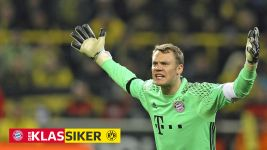 Watch: Bayern's top 5 saves v Dortmund