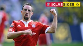 Watch: Ribery on 2009 free-kick v Dortmund