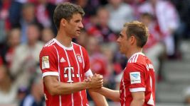 "Thomas Müller: ""Philipp Lahm has the experience"""