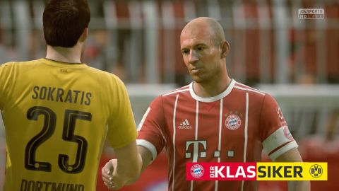 Watch: FIFA 18 predicts Der Klassiker