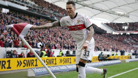 Ginczek earns Stuttgart a point against Hamburg