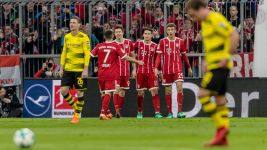 Bayern 6-0 Dortmund: As it happened!
