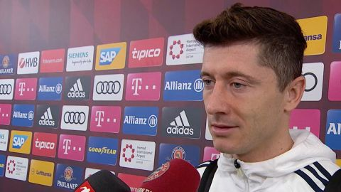 "Lewandowski: ""Put in a performance!"""