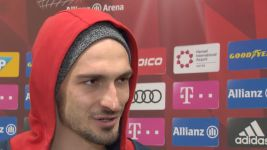 Watch: Hummels on Bayern's home title drought