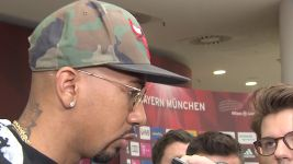 "Watch: Boateng: ""Tuesday a different game"""