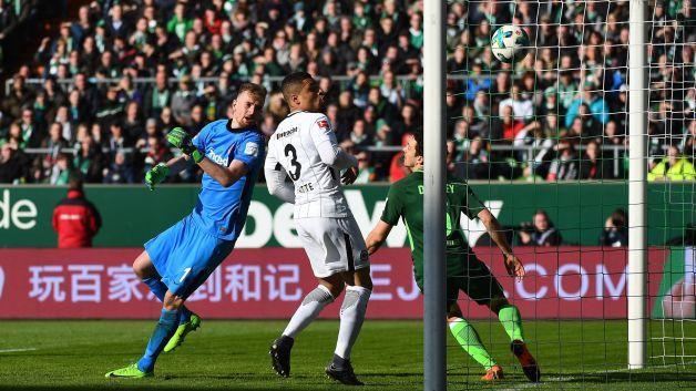 Bremen Frankfurt Bundesliga