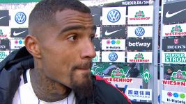 "Watch: Boateng: ""We have to take the positives"""