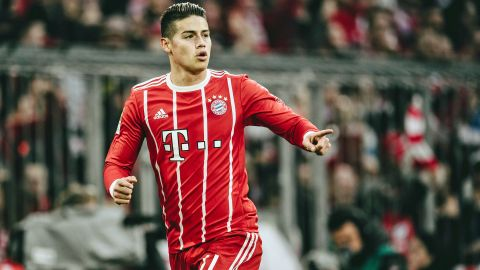 "James: ""Bayern can win Champions League"""