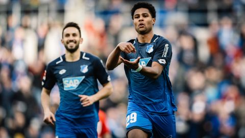 Gnabry-powered Hoffenheim hitting form