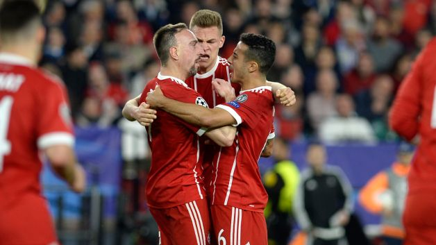 Bundesliga | Sevilla vs. Bayern Munich: CONFIRMED line-ups ...