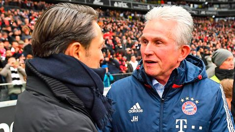 "Heynckes on Kovac: ""He lives for football"""