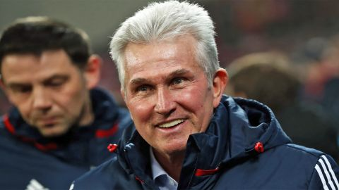 American couple fail to recognise Heynckes