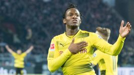 "Batshuayi: ""I always wanted to play for Dortmund!"""