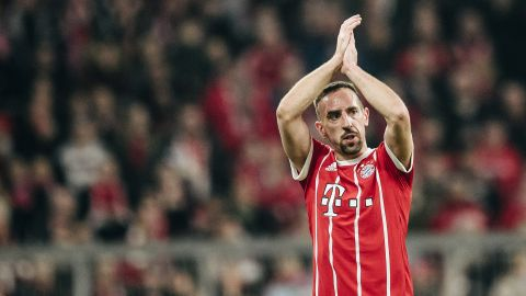 Watch: Ribery's contract extension