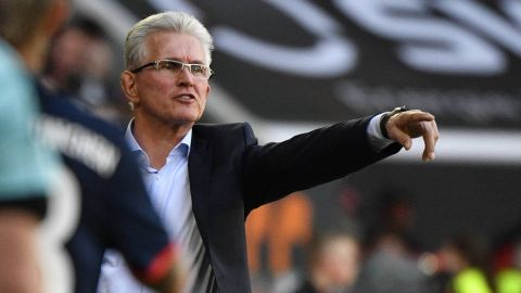 Heynckes pays tribute to Ancelotti after title win