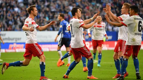 Hamburg 3-2 Schalke: As it happened!