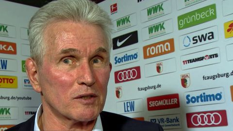 "Bayern coach Heynckes: ""Worked very hard"""
