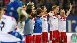 Hunt hits late stunner as Hamburg see off Schalke