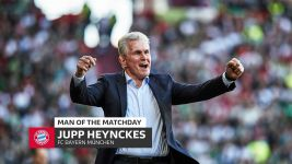 Jupp Heynckes: MD29's Man of the Matchday