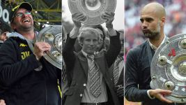 The best-ever Bundesliga champions