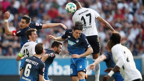 Frankfurt 1-1 Hoffenheim: As it happened!