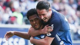 Gnabry earns Hoffenheim point in Frankfurt