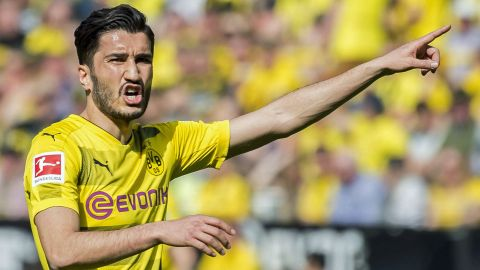 Dortmund's Sahin admitted to Harvard