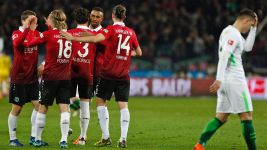 Watch: Hannover 2-1 Bremen