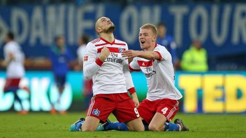 Watch: Hamburg 3-2 Schalke
