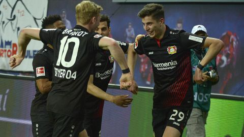 Watch: RB Leipzig 1-4 Bayer Leverkusen