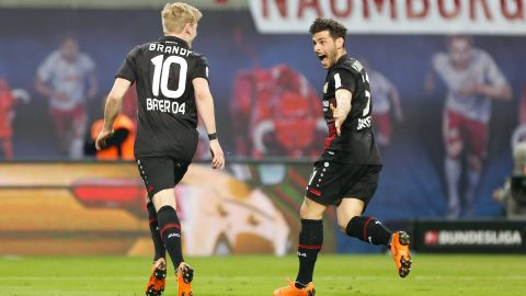 RB Leipzig 1-4 Bayer Leverkusen: As it happened!