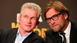 Heynckes happy to see Klopp reach semis