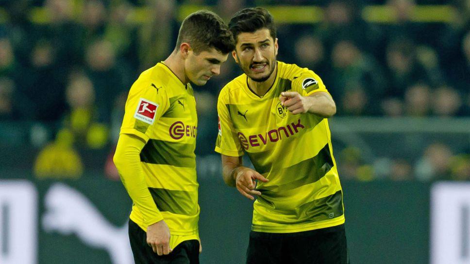 Bundesliga   Borussia Dortmund's Christian Pulisic: A season of ...