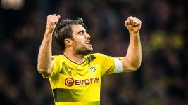 Sokratis, the Colossus of Dortmund