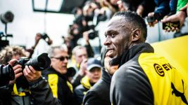 "Bolt: ""I'm going back to Dortmund!"""