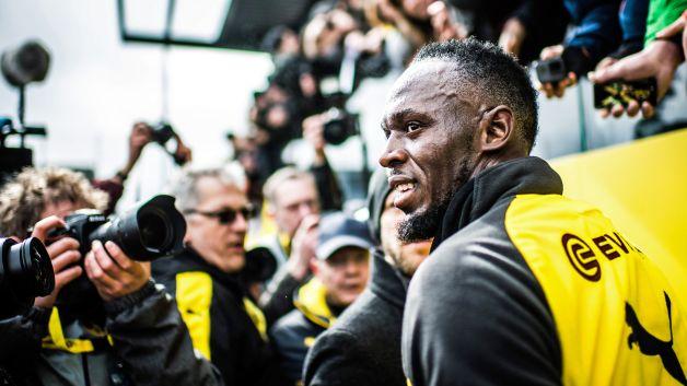 """Usain Bolt: """"I'm going back to Borussia Dortmund!"""""""